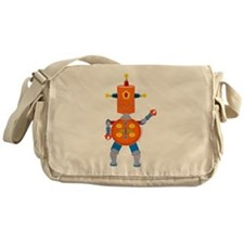 Belly Bot Messenger Bag