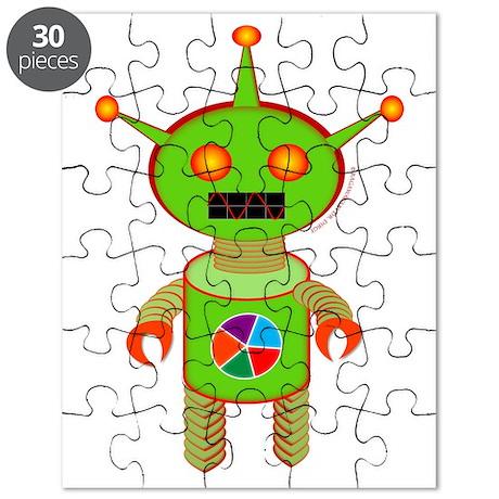 Color Bot Puzzle