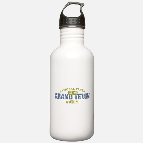 Grand Teton National Park Wyo Water Bottle