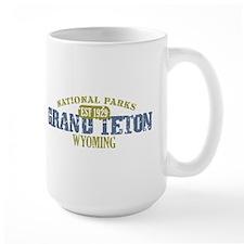 Grand Teton National Park Wyo Mug