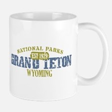 Grand Teton National Park Wyo Mug