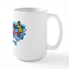 Never Too Young to Start Jet Skiing Mug