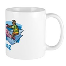 Never Too Young to Start Jet Skiing Mug
