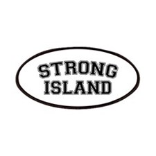 Strong Island Patches