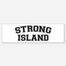 Strong Island Bumper Bumper Sticker
