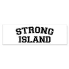Strong Island Bumper Sticker