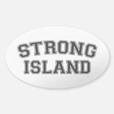 Strong Island Decal