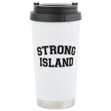 Strong Island Travel Coffee Mug