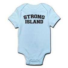 Strong Island Infant Bodysuit