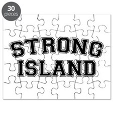 Strong Island Puzzle