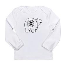 Dharma Bear Long Sleeve Infant T-Shirt