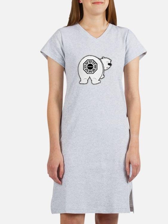 Dharma Bear Women's Nightshirt