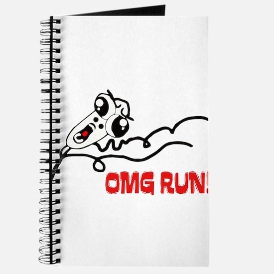 OMG RUN! Journal