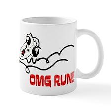 OMG RUN! Mug