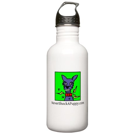 Never Shock Stainless Water Bottle 1.0L