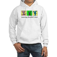Learning Shouldn't Hurt Pullover Sweatshirt