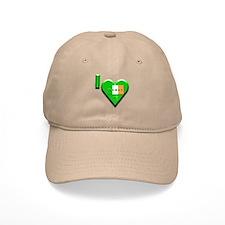 I Love Ireland 26+6=1 Baseball Cap