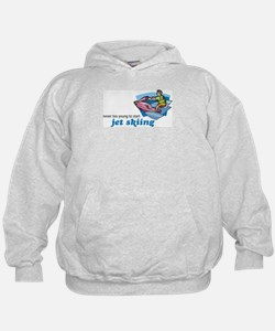 Never Too Young to Start Jet Skiing Hoodie