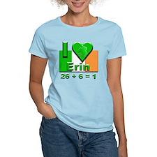 I Love Ireland 26+6=1 #2 T-Shirt