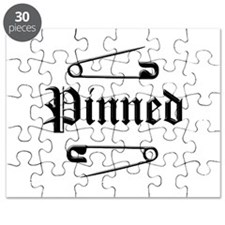 Wrestling pin Puzzle