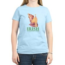Irish All The Way Down To My Toes T-Shirt