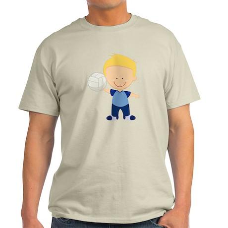 Future Volleyball Player Light T-Shirt