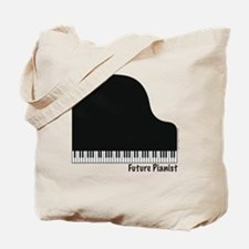 Future Pianist Tote Bag