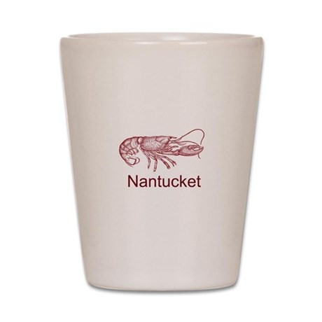 Nantucket Shot Glass
