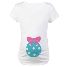 Fun Easter Egg Pregnancy T-Shirt