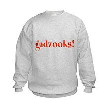 Gadzooks (orange) Sweatshirt