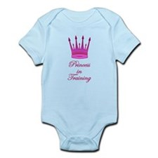 Cute Puppy princess Infant Bodysuit