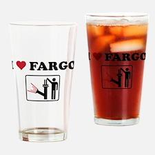 Unique Fargo movie Drinking Glass