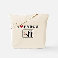 Unique Fargo Tote Bag
