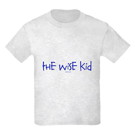 The Wise Kid Kids Light T-Shirt