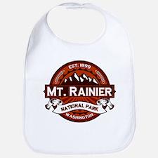 Mt. Rainier Crimson Bib