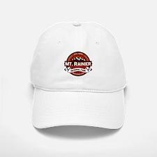 Mt. Rainier Crimson Baseball Baseball Cap