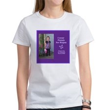 Regan's Purple Day shirt Tee
