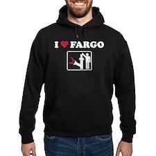 Cute Fargo the movie Hoodie
