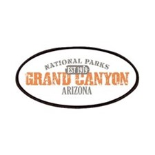 Grand Canyon National Park AZ Patches