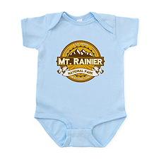 Mt. Rainier Goldenrod Infant Bodysuit