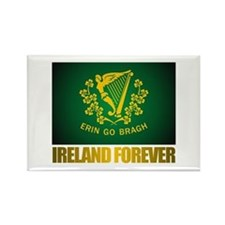 """Ireland Forever"" Rectangle Magnet"