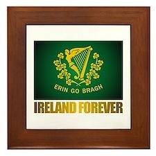 """""""Ireland Forever"""" Framed Tile"""