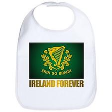 """Ireland Forever"" Bib"