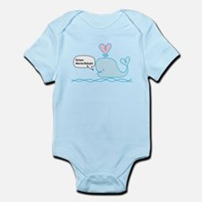 Future Marine Biologist Infant Bodysuit