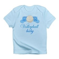 Volleyball Baby Gift Infant T-Shirt