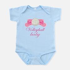 Volleyball Baby Gift Onesie