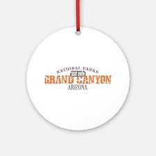 Grand Canyon National Park AZ Ornament (Round)