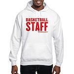 HoopTactics Basketbal Staff Hooded Sweatshirt