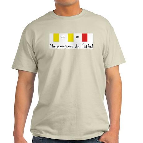 spanish math upload T-Shirt