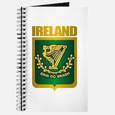 """""""Irish Gold"""" Journal"""